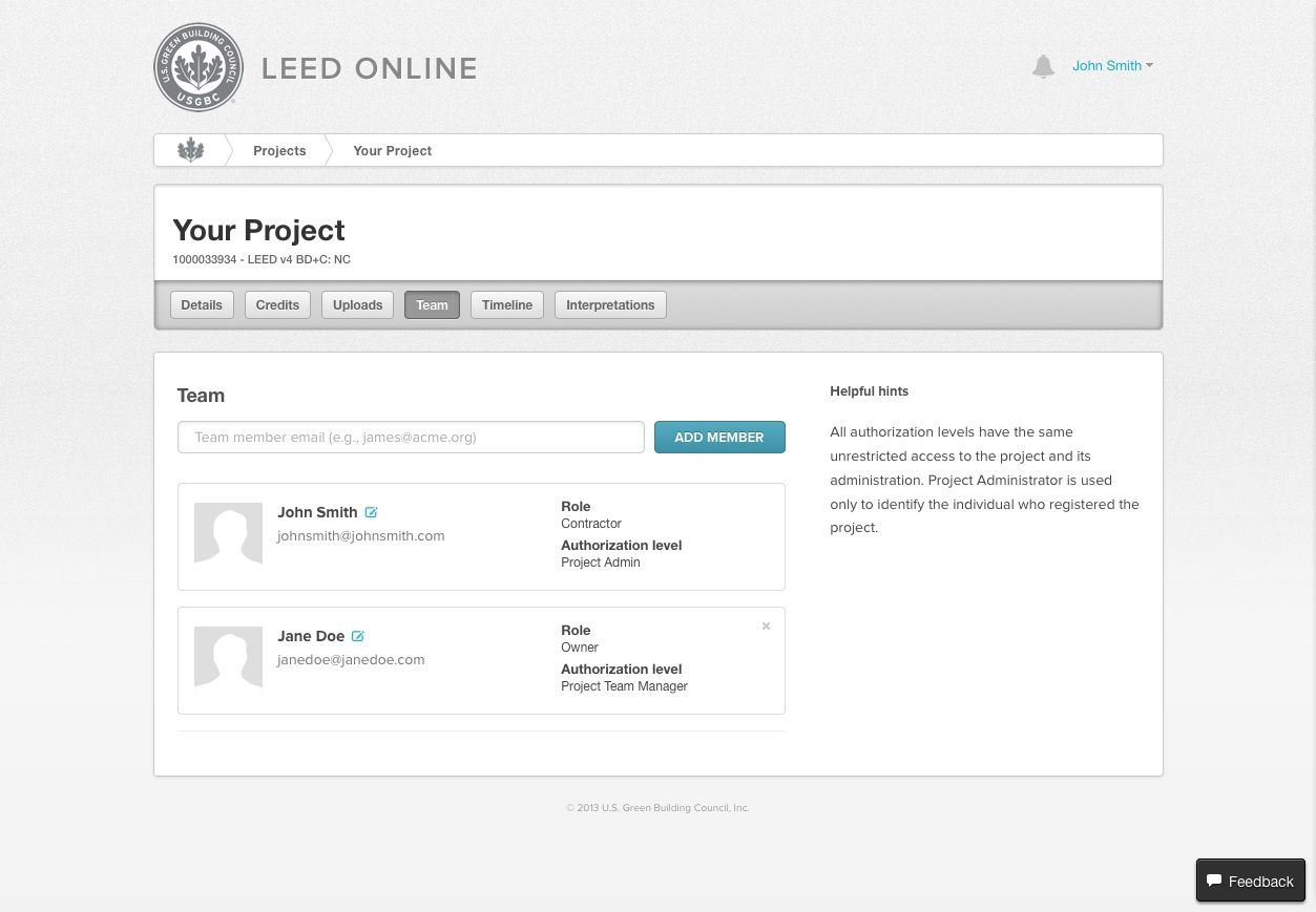 A New More Accessible Leed Online For Leed V4 Leeduser