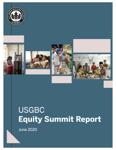 equity summit report cover