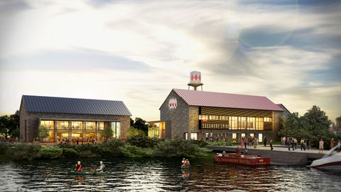 HPDs informed product selection for the Sagamore Spirit Distillery, an Ayers Saint Gross-designed project in Baltimore.